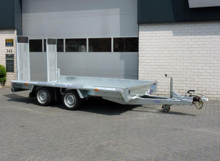 Machinetransporter-355cm-lang