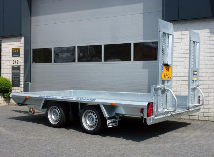 Machinetransporter-355cm