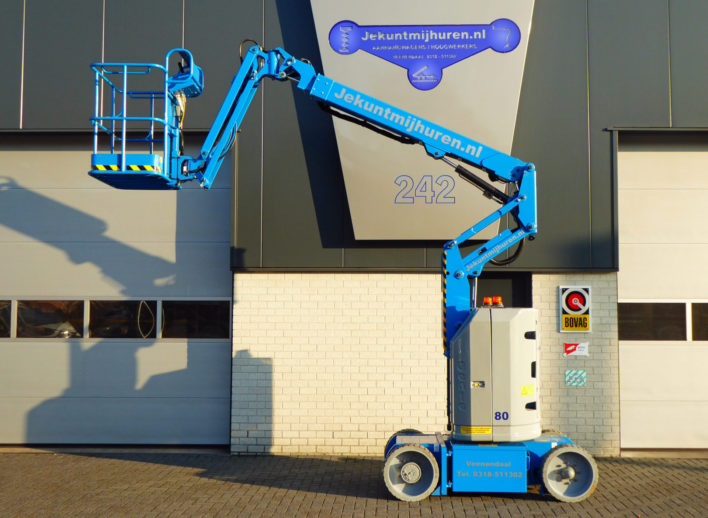 Knikarmhoogwerker Genie Z30/20N RJ 11 meter voor binnengebruik